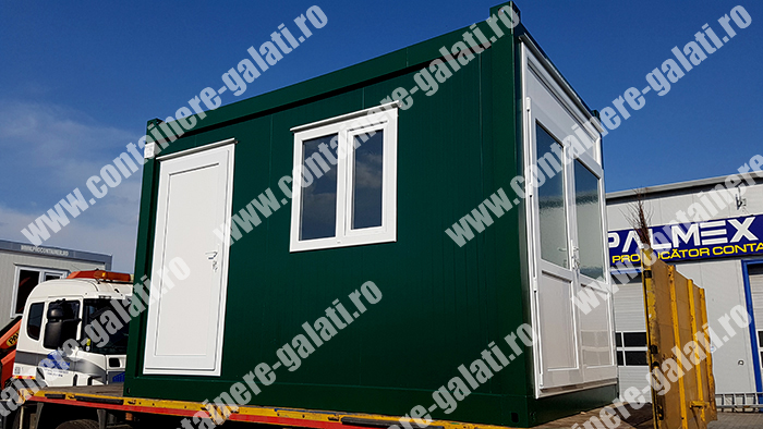 case container Giurgiu